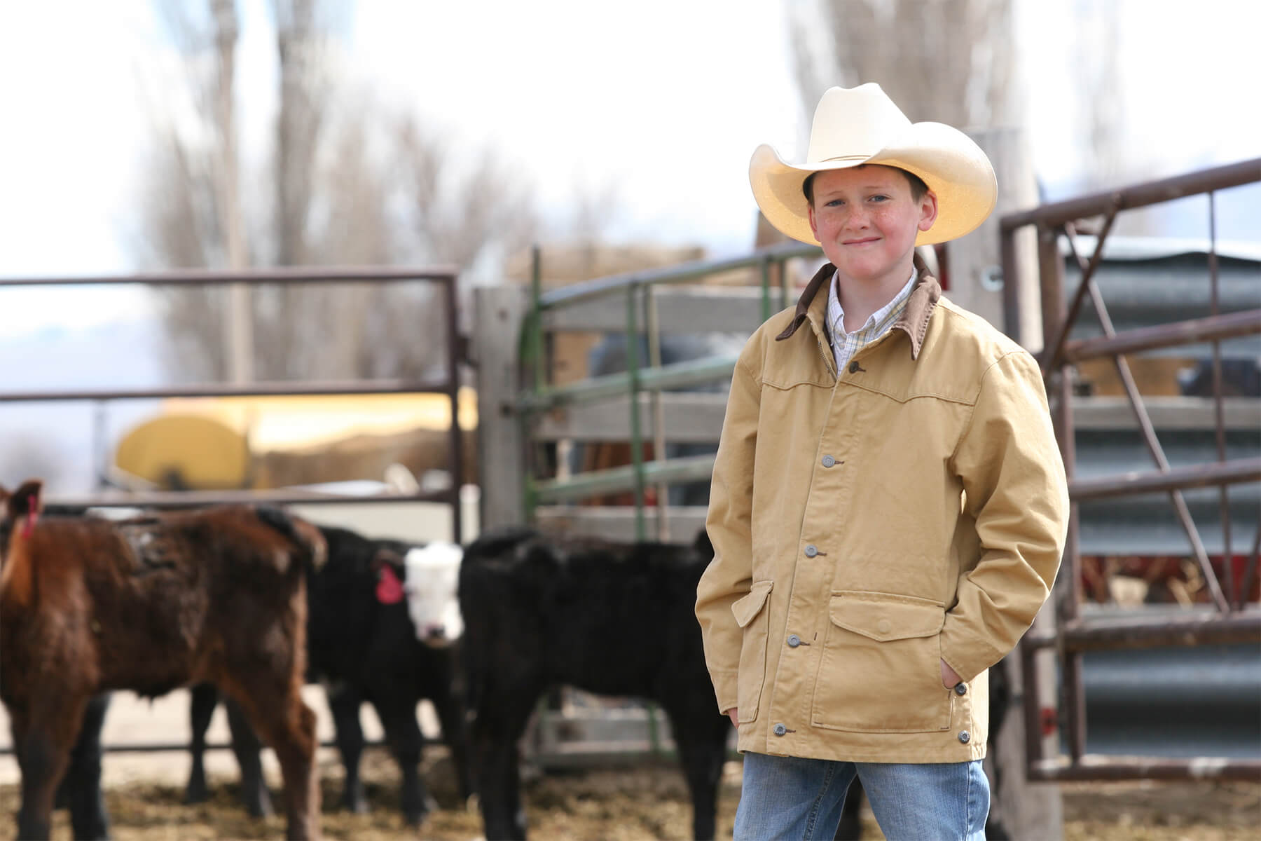 Young Rancher Westfort Ranch